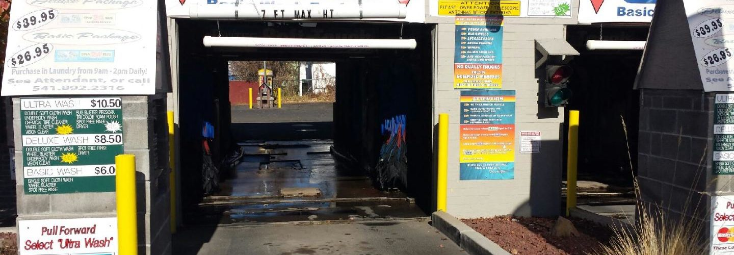 Econ-O-Wash – 4709 South 6th St , Klamath Falls, OR 97603